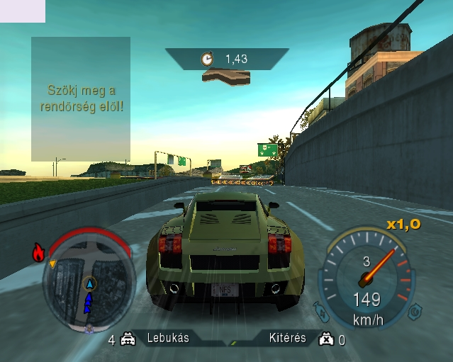 Need for Speed: Undercover Screenshots for PlayStation 2