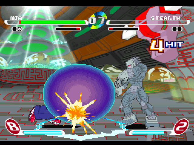 Slap Happy Rhythm Busters Screenshots For Playstation Mobygames
