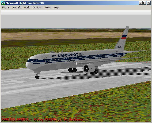 Airliner 98: Airline Pilot Screenshots for Windows - MobyGames