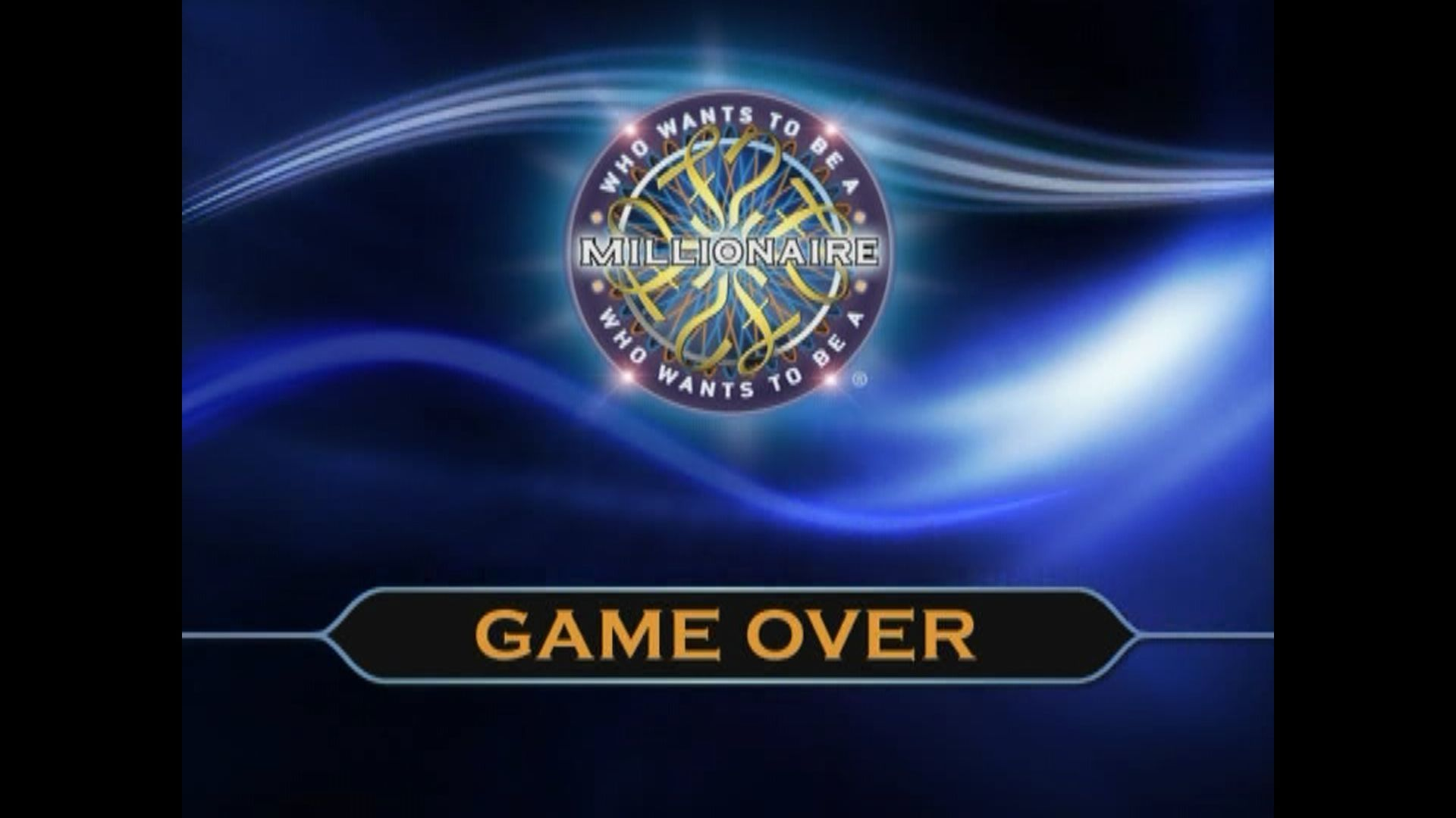 who wants to be a millionaire game instructions