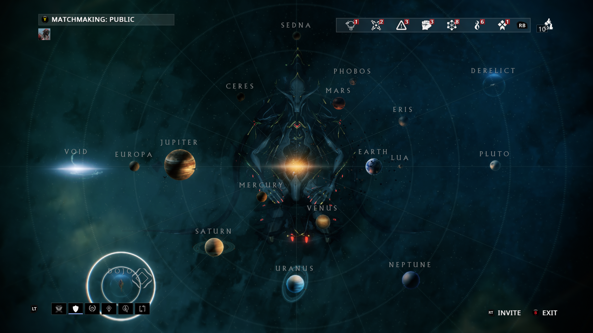 warframe how to use abilities xbox one
