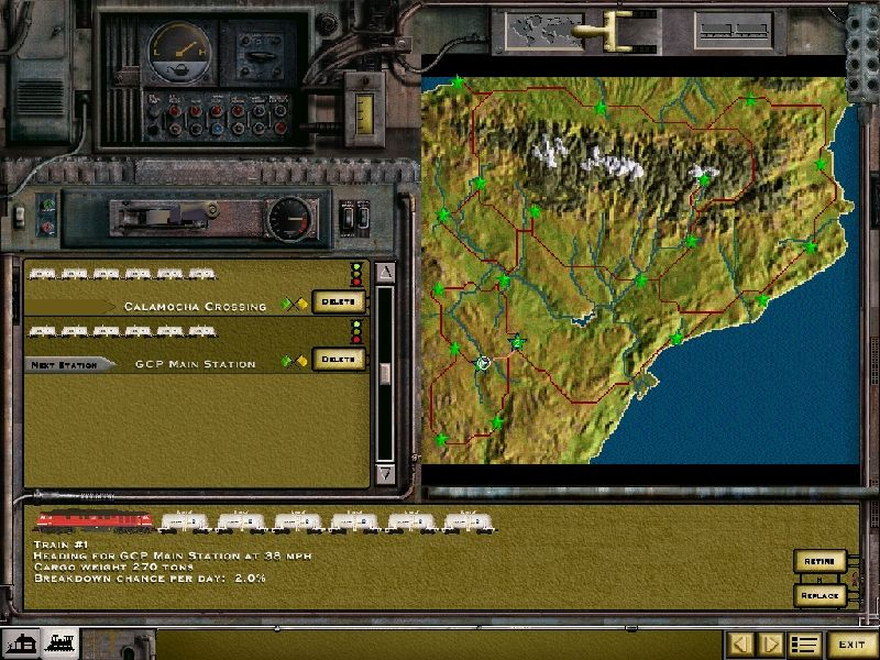 Railroad Tycoon II: The Next Millennium - Special Edition