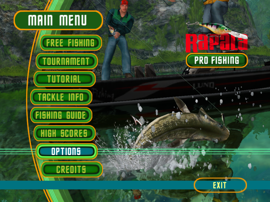 rapala pro fishing pc gratuitement