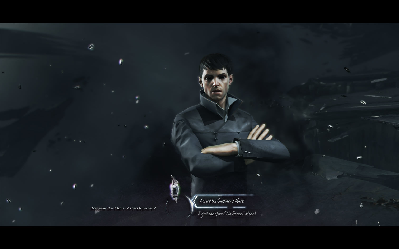 Dishonored 2 Windows The Outsider Is Involved Once Again