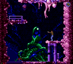 Flashback: The Quest for Identity SEGA CD Try to survive the Planet of Morphs.