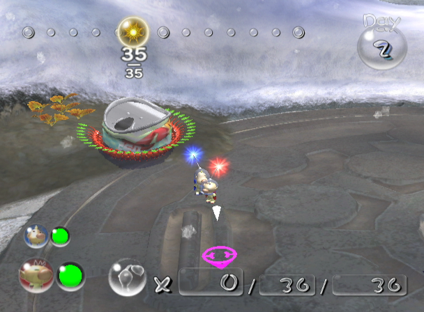 Pikmin 2 GameCube Treasure
