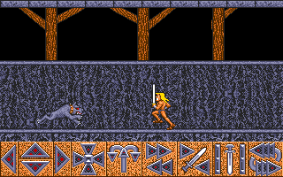 Barbarian Atari ST Come on ralfy