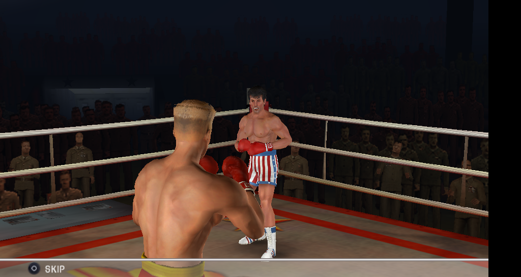 boxing game for psp