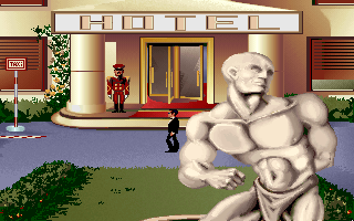 007: James Bond - The Stealth Affair DOS Well... can i get a room for one hour with my girl ?