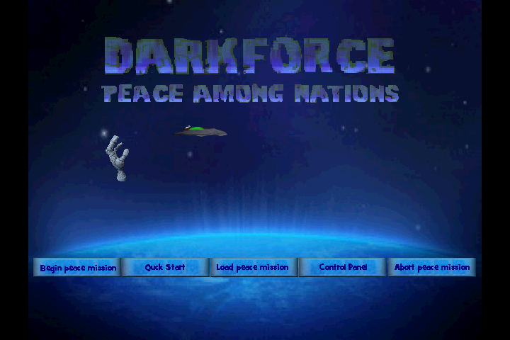 Darkforce: Peace Among Nations