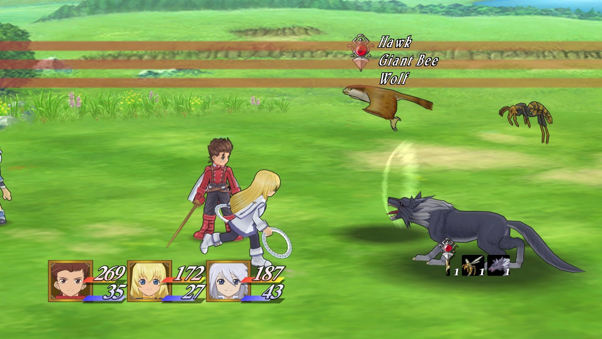 Tales of Symphonia Windows Fight on!