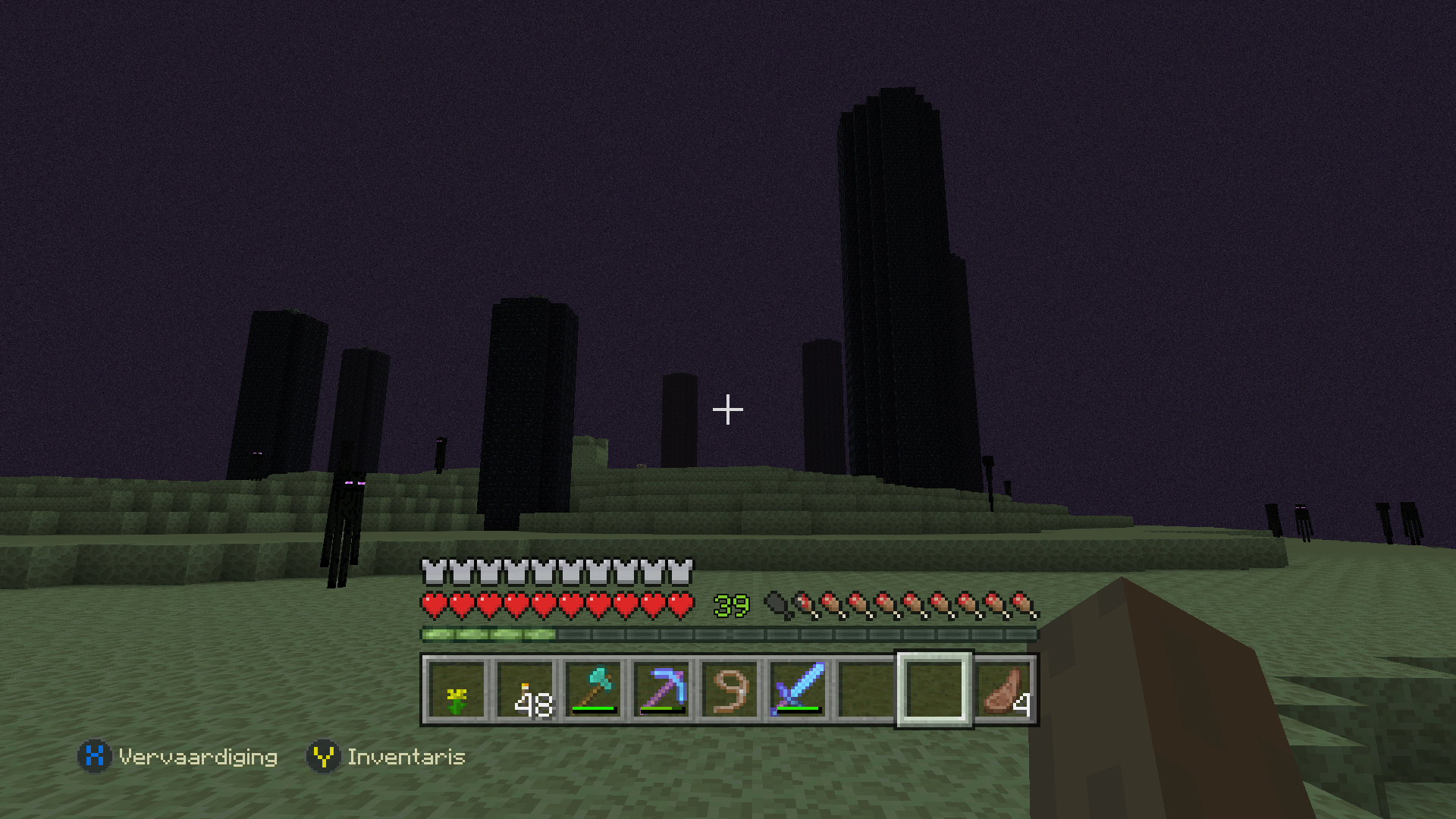 Minecraft Playstation 4 Edition Screenshots For Xbox One
