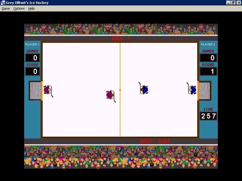 Mini Ice Hockey Screenshots For Windows Mobygames