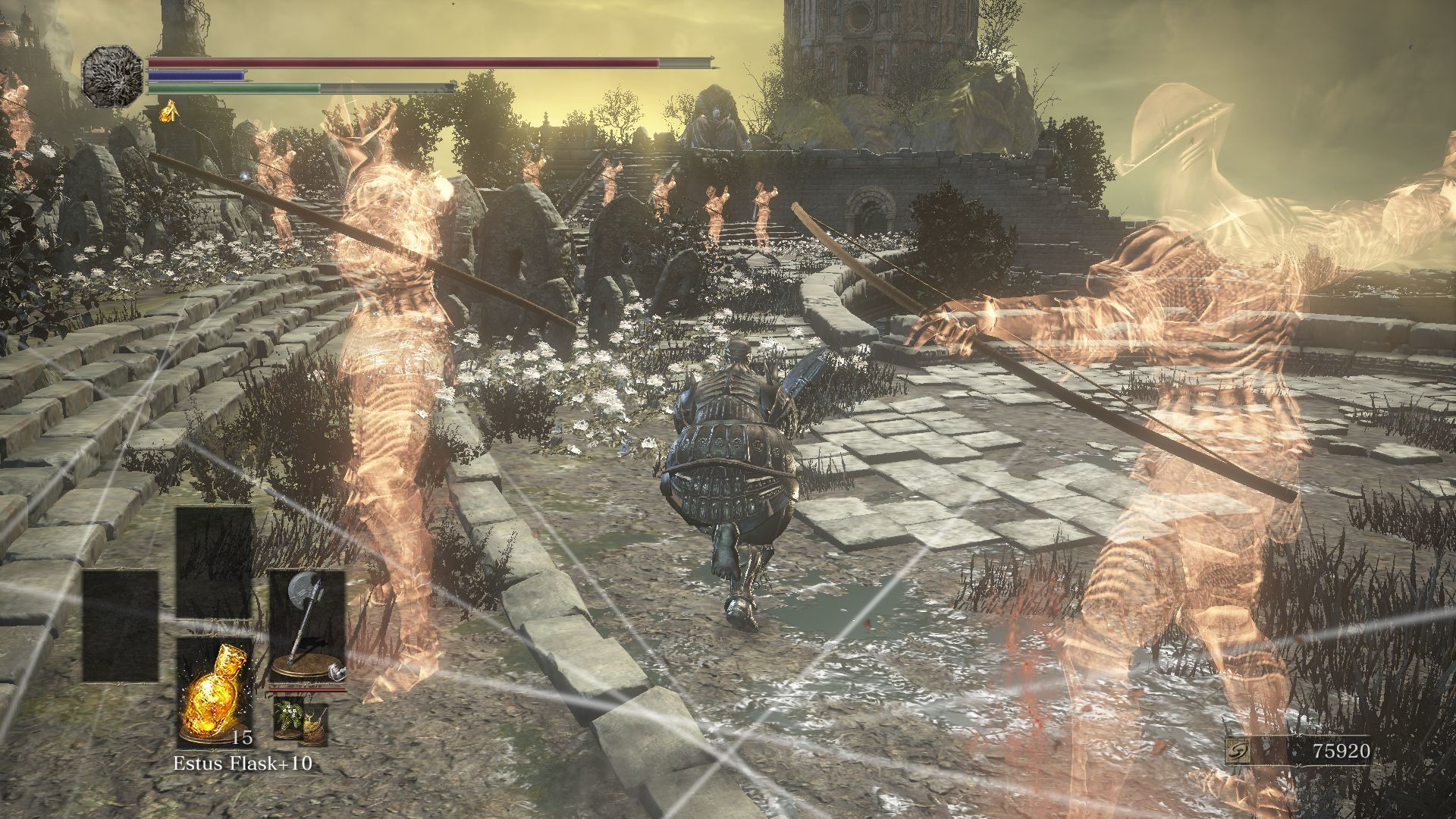 Dark Souls III The Ringed City Windows Of Course I Didnx27