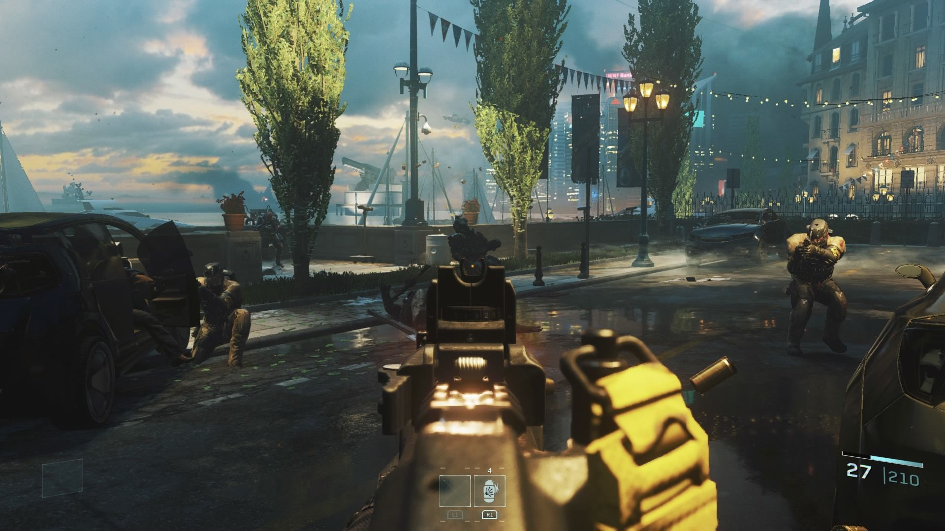 Call Of Duty Infinite Warfare Screenshots For Playstation 4 Mobygames Game Ps4 Enemy Forces Are Boldly Declaring A War In