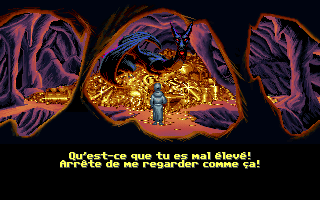 Loom DOS Dragon's house (VGA)