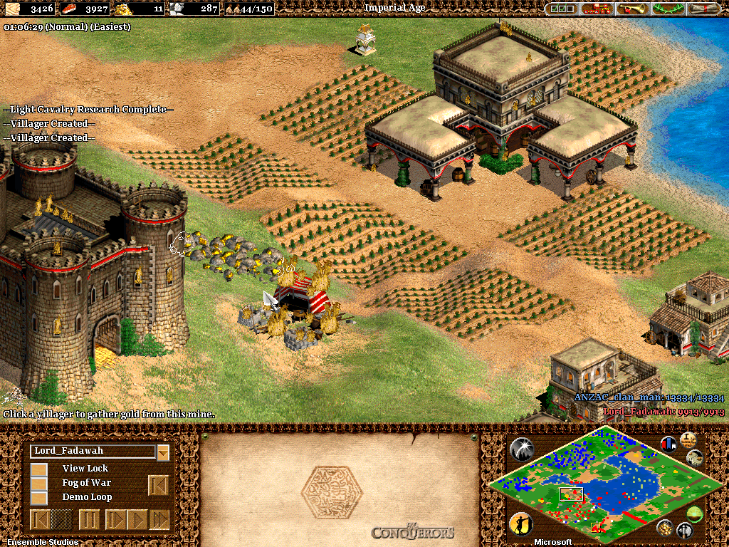 Age of Empires II: The Conquerors Screenshots for Windows - MobyGames