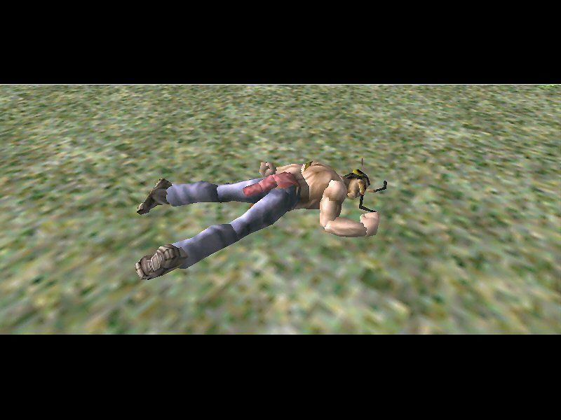 Turok: Dinosaur Hunter Windows Death