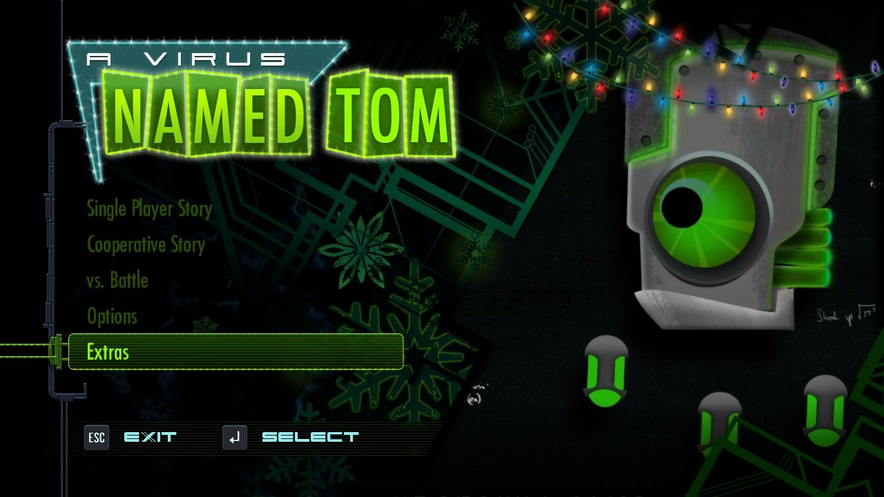 A Virus Named Tom: Winter Wonderland 1