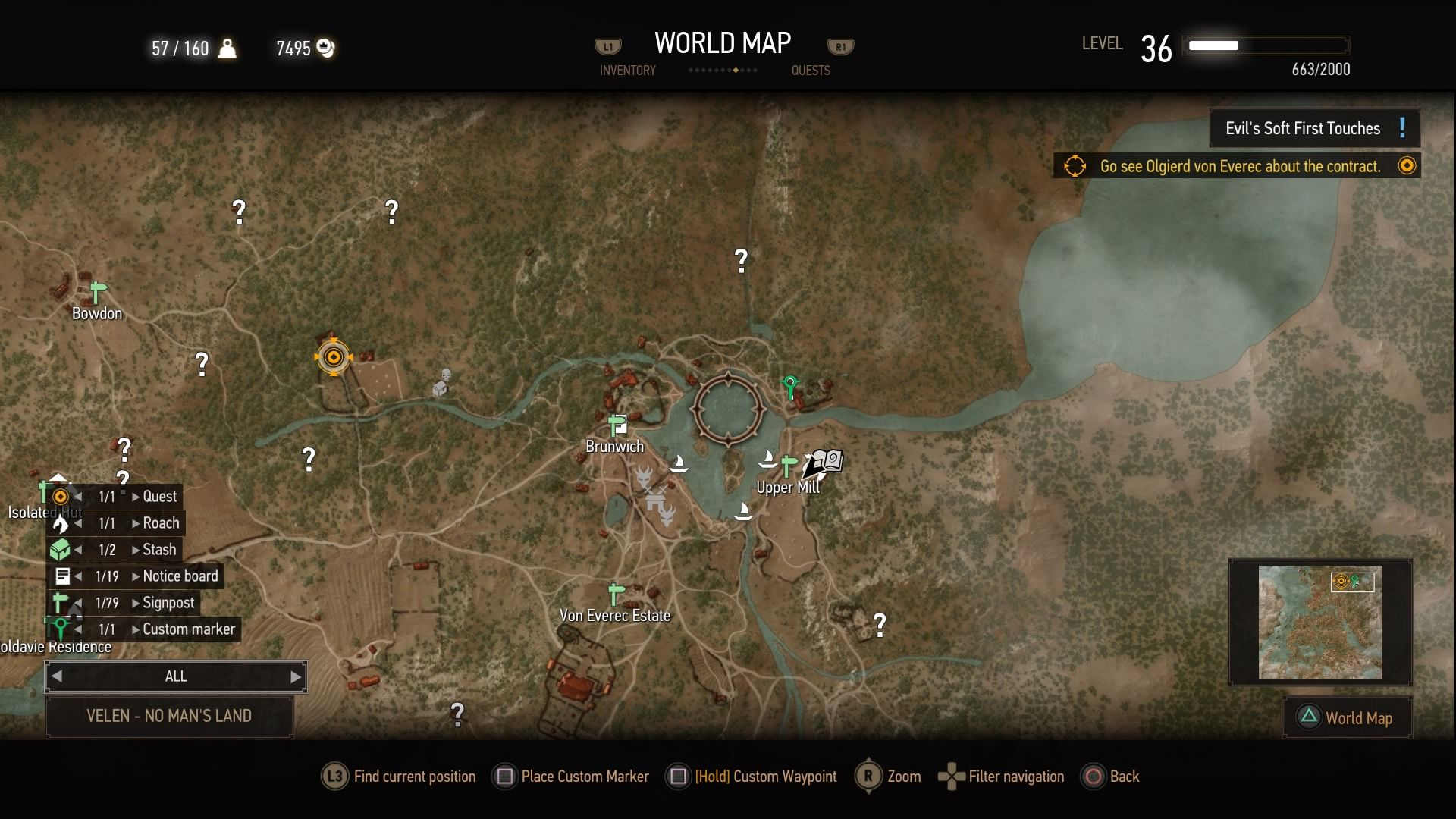 The witcher 3 wild hunt hearts of stone screenshots for main new area on the map for hearts of stone missions and places to explore gumiabroncs Gallery
