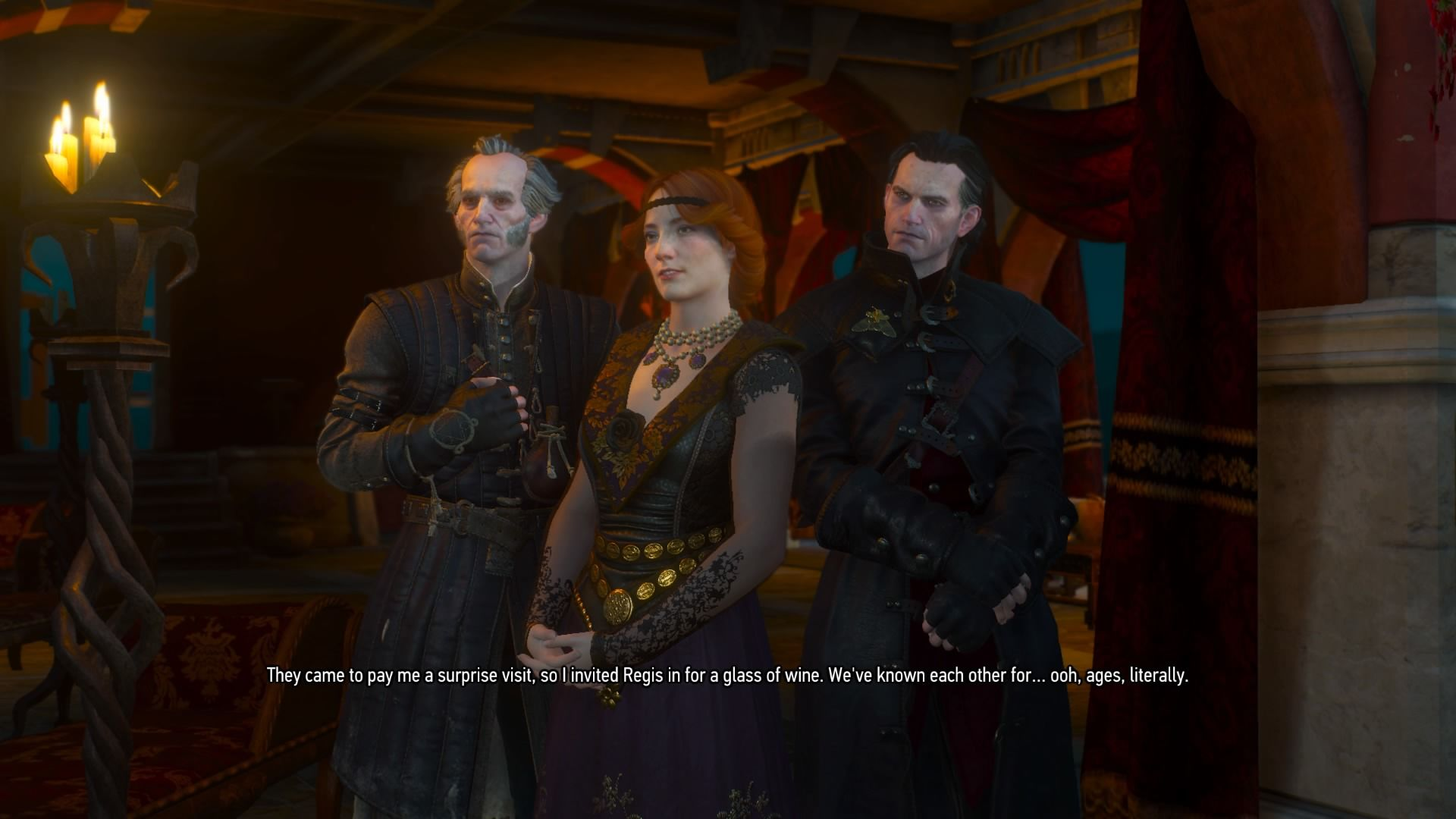 The Witcher 3 Wild Hunt Blood And Wine Screenshots For