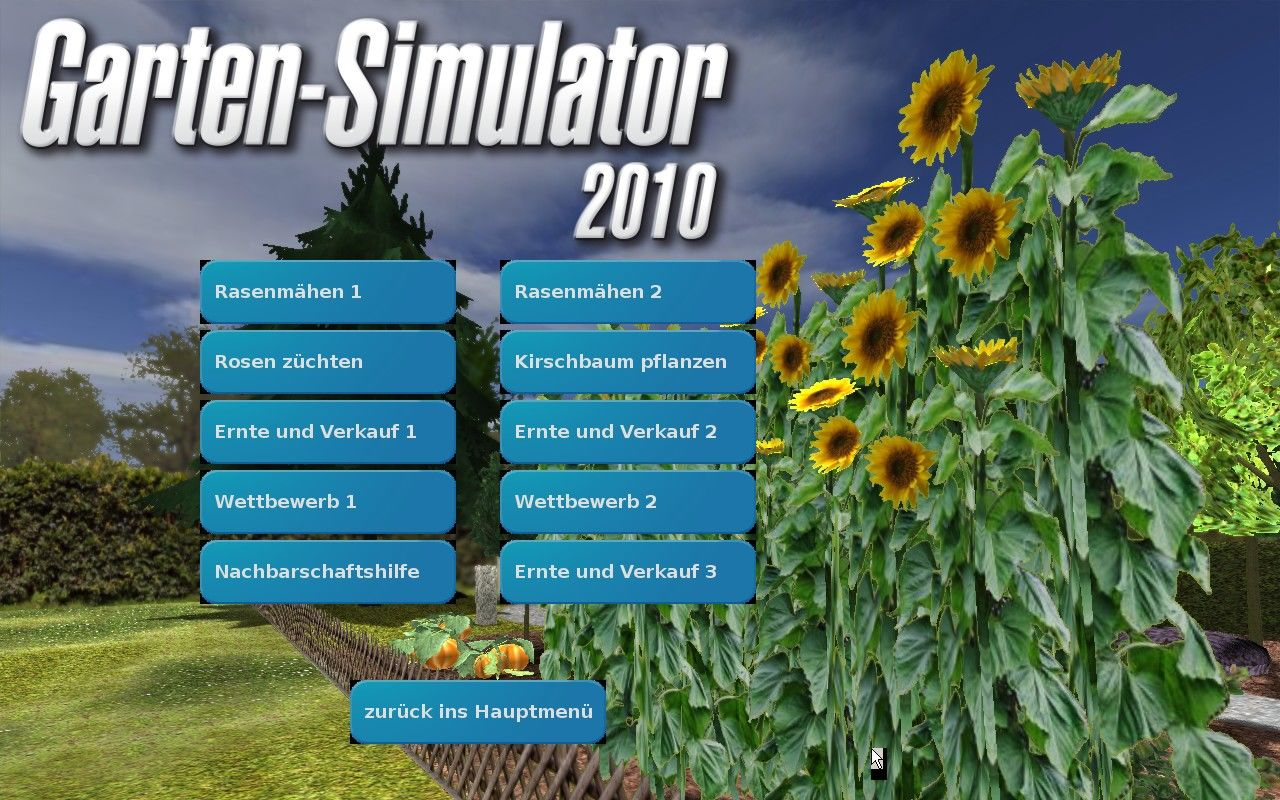 Garden Simulator Screenshots For Windows Mobygames