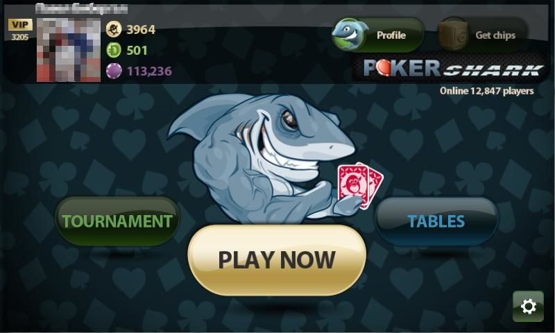 Poker Shark Screenshots for Android - MobyGames
