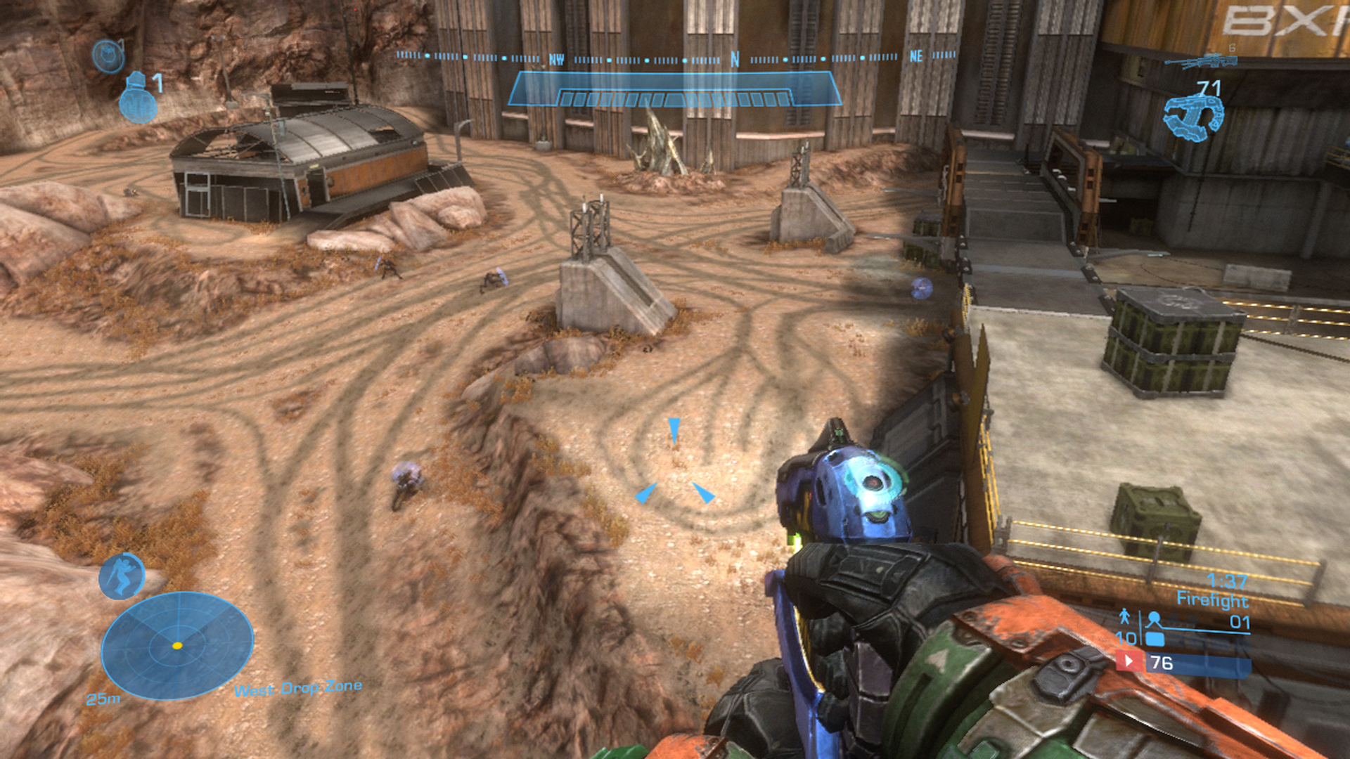 halo reach defiant map pack screenshots for xbox 360 mobygames