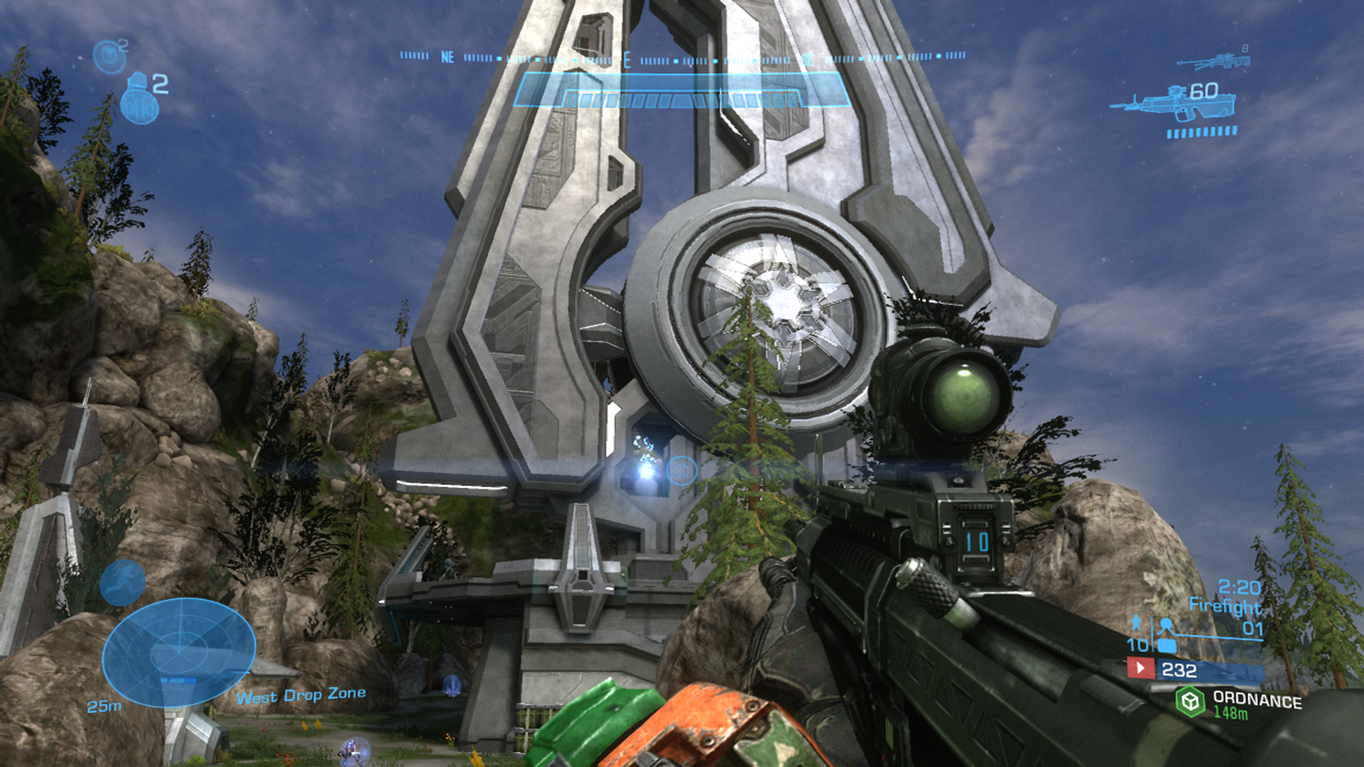 Halo: Reach - Anniversary Map Pack Screenshots for Xbox 360 - MobyGames