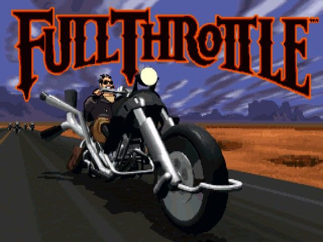 Full Throttle Windows Main Title
