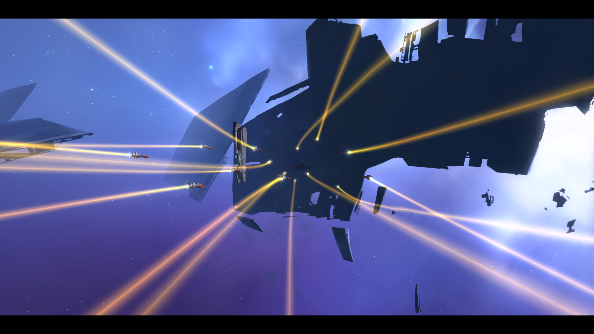 Homeworld: Remastered Collection Windows invaders