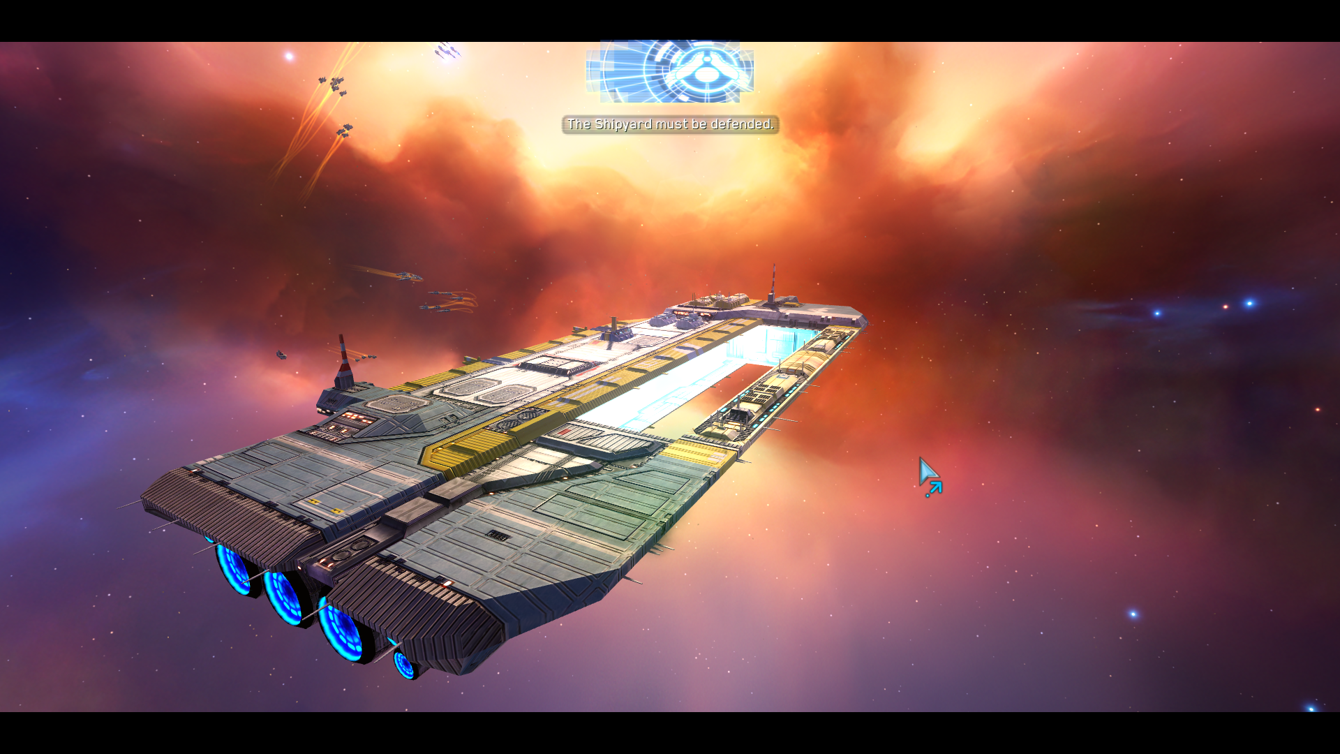 Homeworld: Remastered Collection Windows the fleet