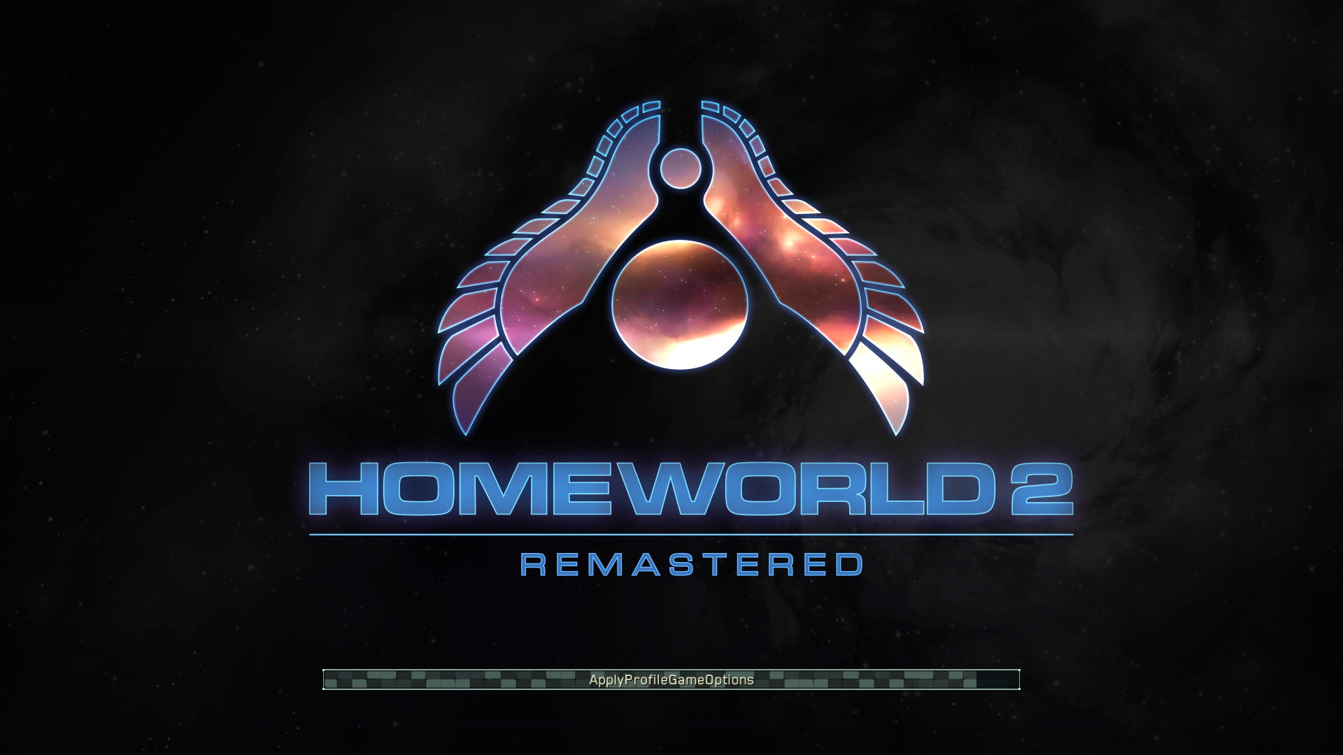 Homeworld: Remastered Collection Windows HD title