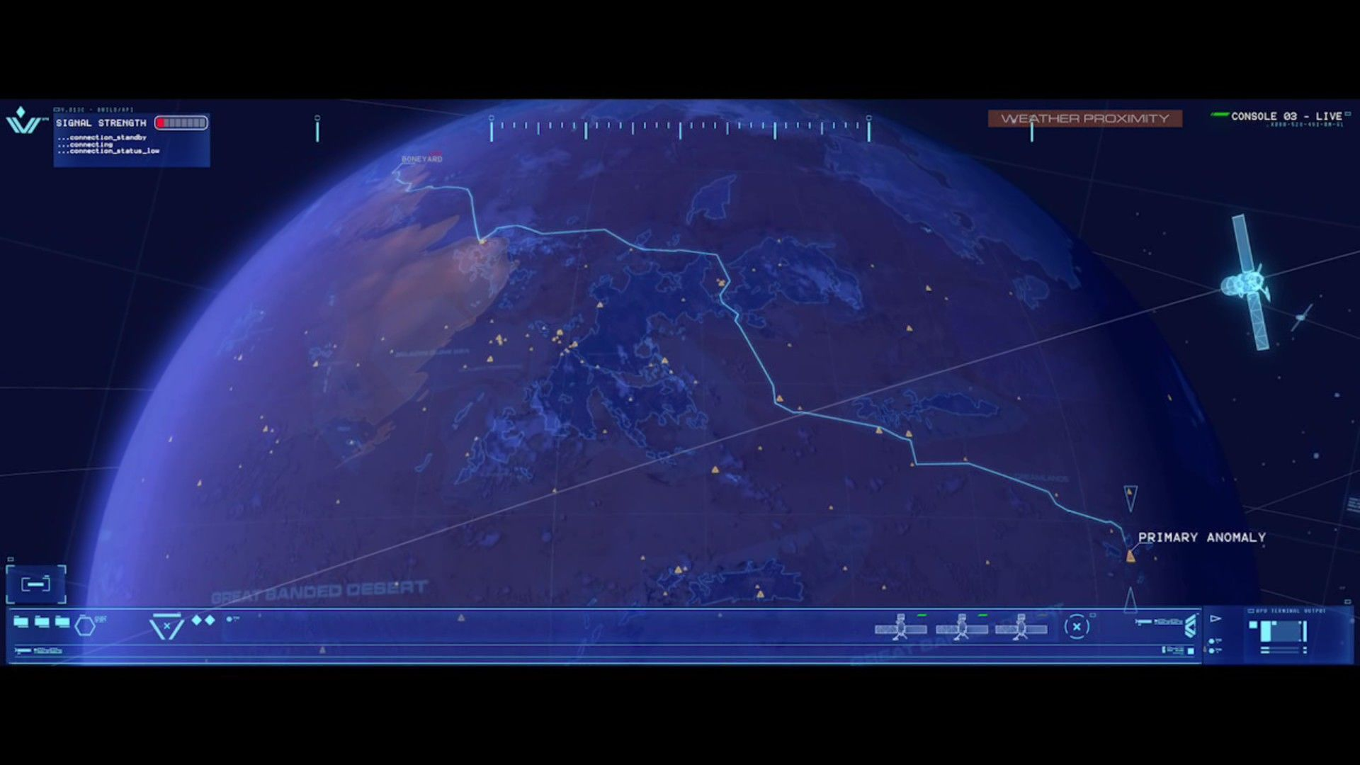 Homeworld: Deserts of Kharak Windows loading