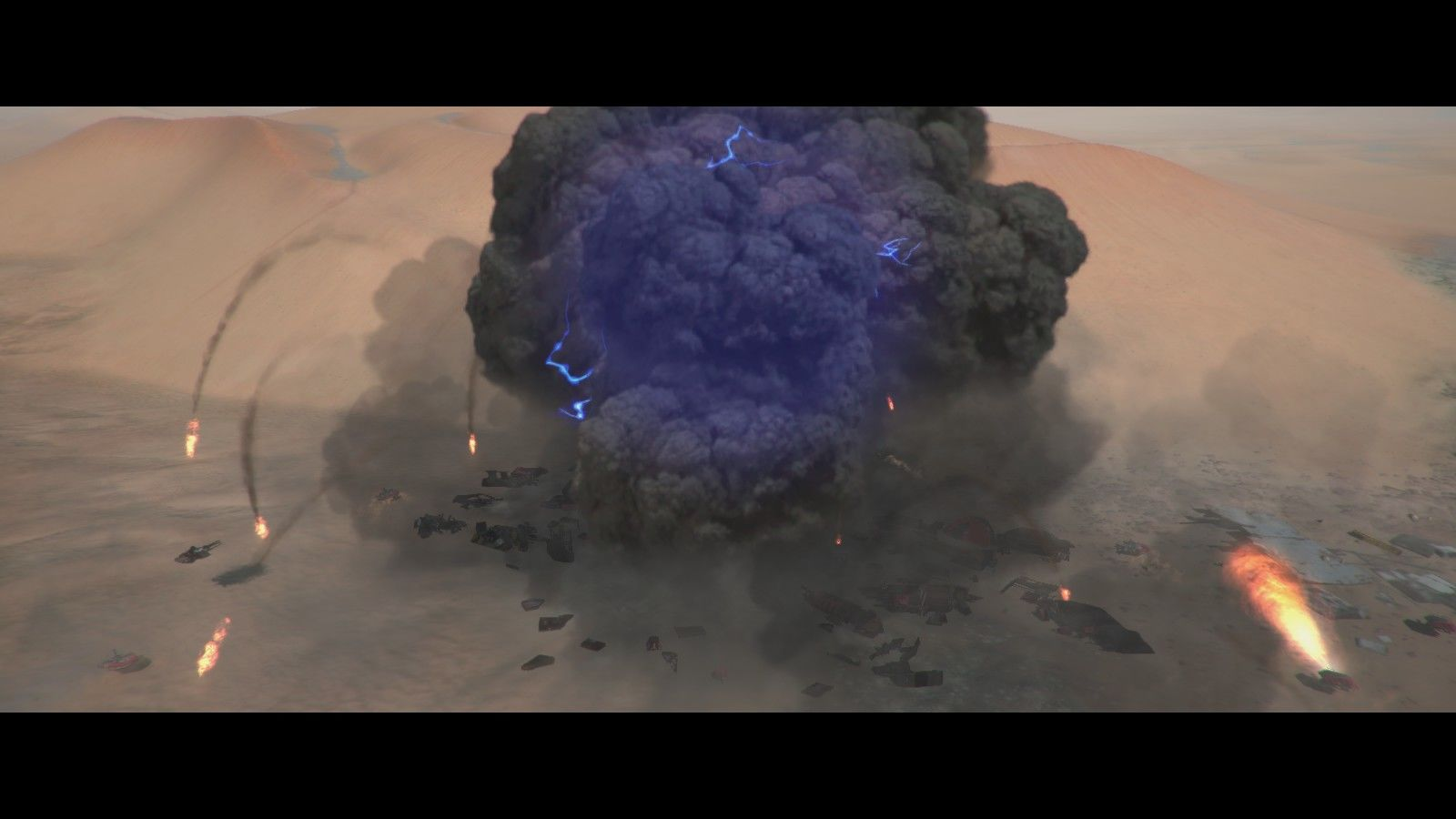 Homeworld: Deserts of Kharak Windows explosion