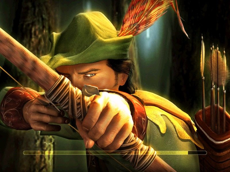 Robin Hood: The Legend of Sherwood Windows Mission loading screen