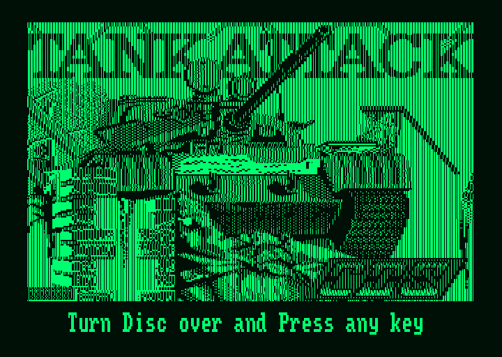 Tank Attack Screenshots for Amstrad PCW - MobyGames