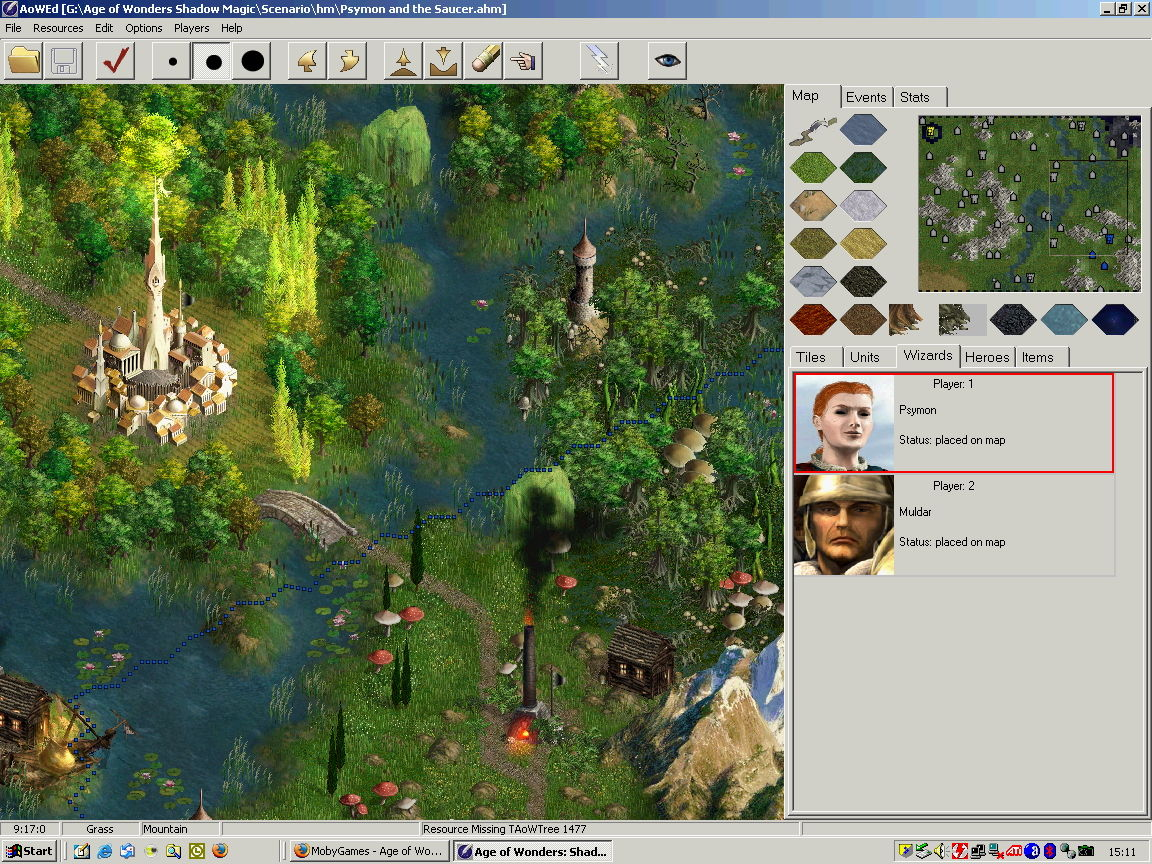 Age of Wonders: Shadow Magic Screenshots for Windows - MobyGames