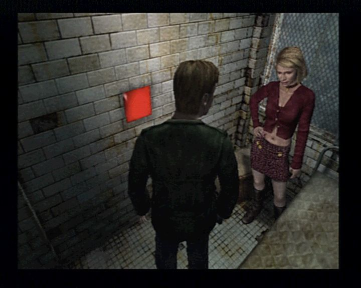 Silent Hill 2 PlayStation 2 The way you treat Maria may lead to several different endings in this game.