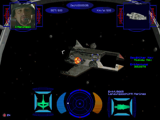 Wing commander prophecy screenshots for windows mobygames for Wing commander prophecy