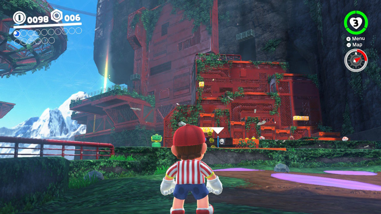 Image result for Super Mario Odyssey screenshot