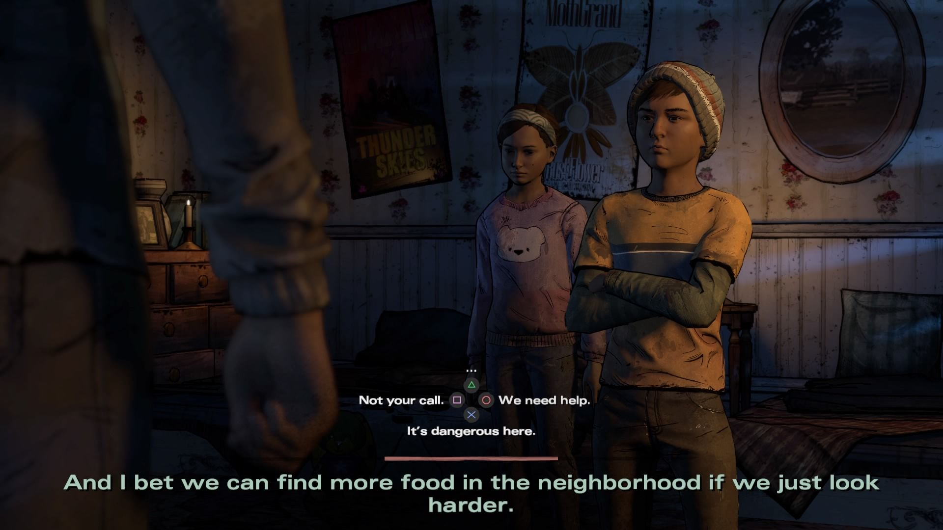 The Walking Dead: A New Frontier - Episode 3 Screenshots for