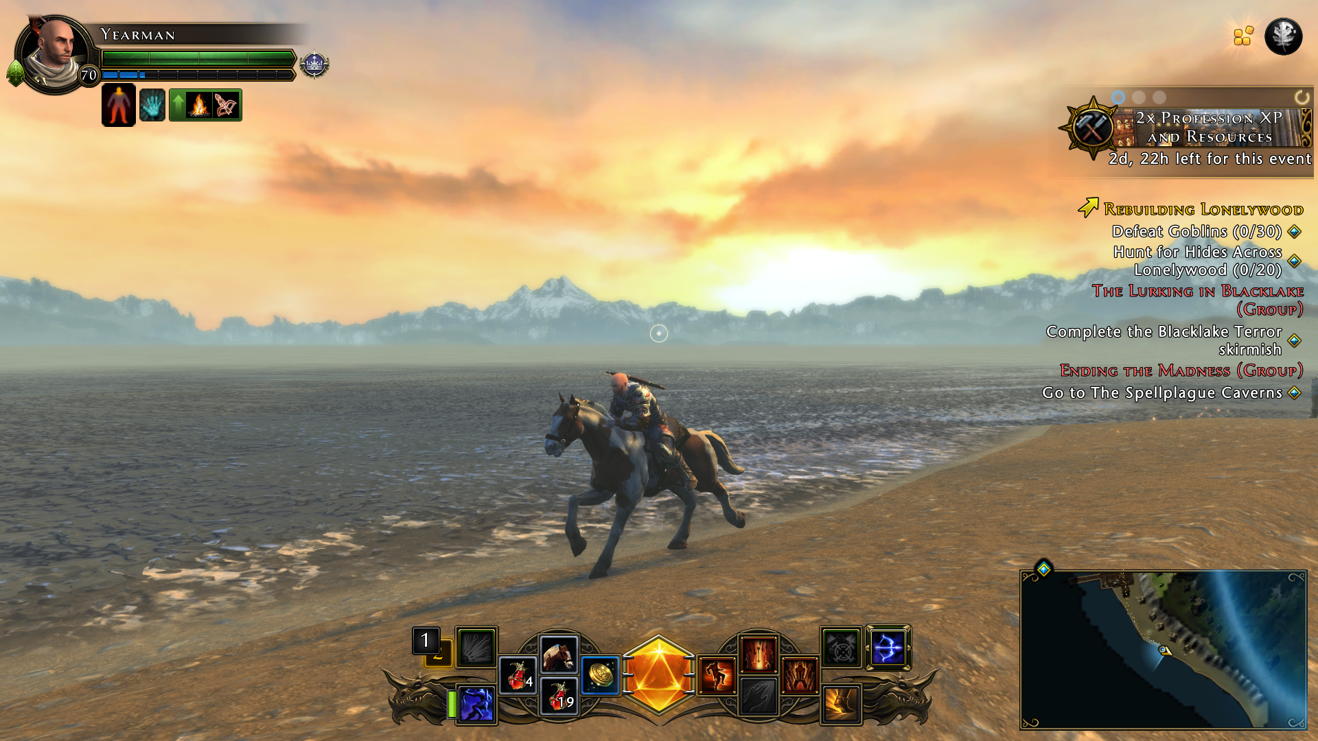 Neverwinter Screenshots for Xbox One - MobyGames