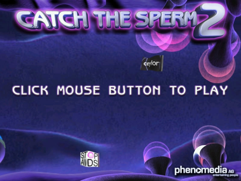 Catch the Sperm 2