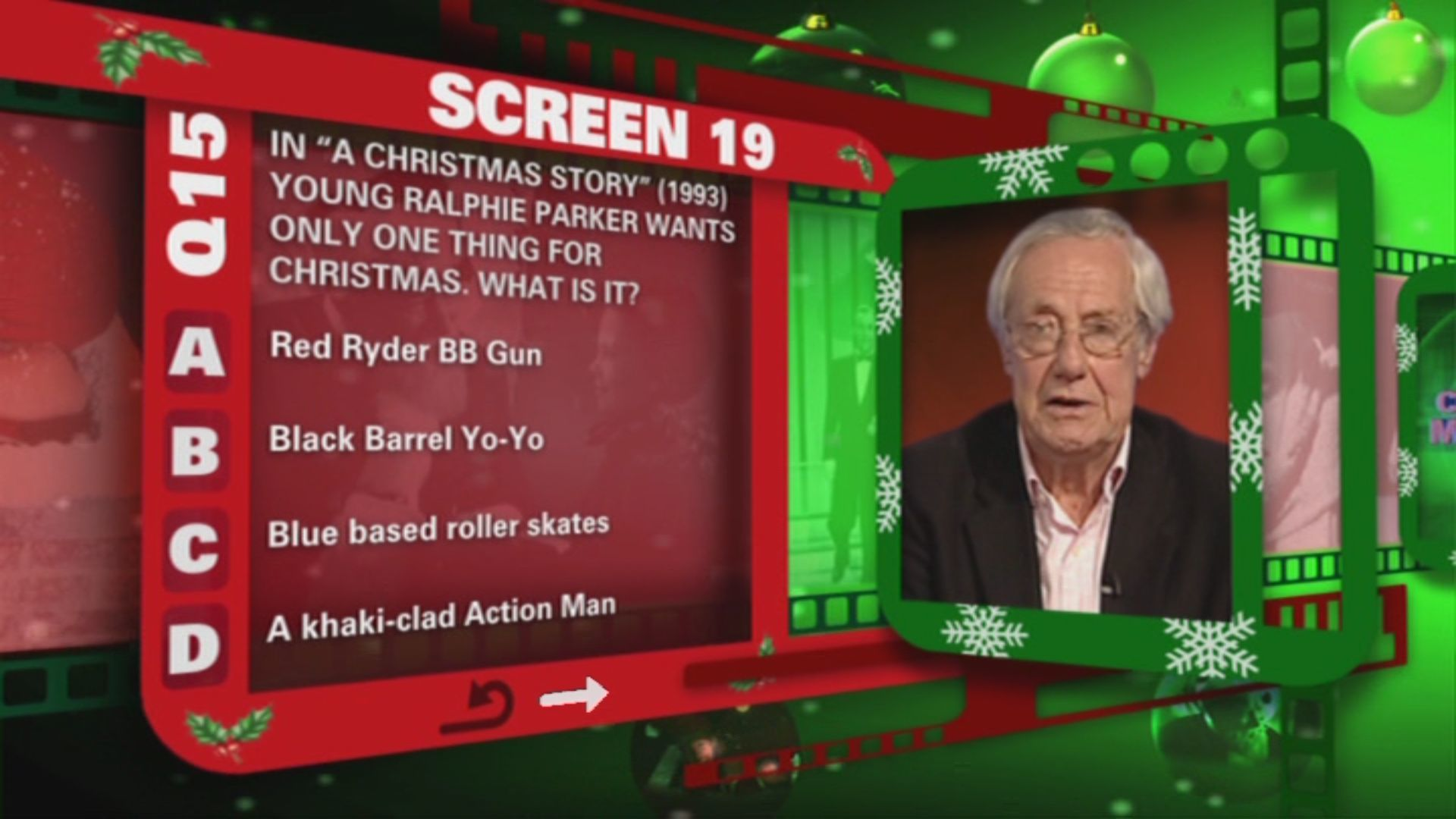 A Christmas Story Quizzes.Barry Norman S Christmas Movie Quiz Screenshots For Dvd