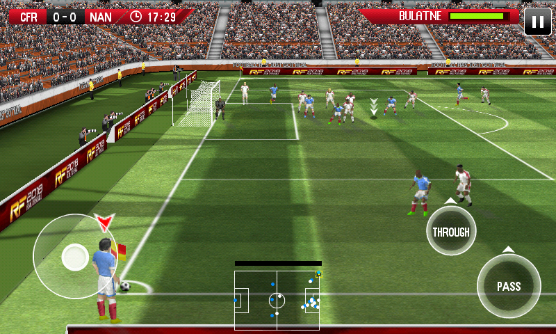 Real Football 2018 Screenshots for Android - MobyGames