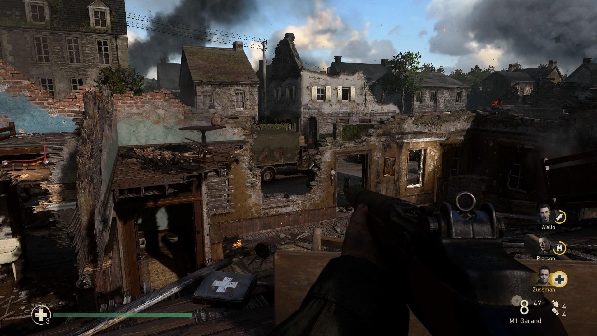 Call Of Duty Wwii Screenshots For Playstation 4 Mobygames
