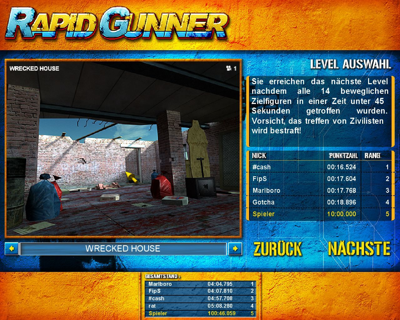 Rapid Gunner: Tactical Shooter 2019 - Download Free - PC Games