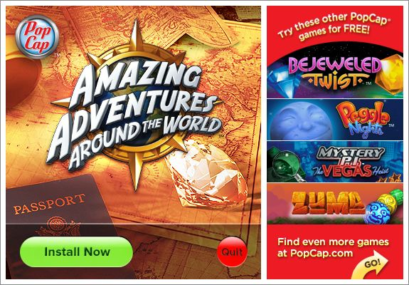 Amazing Adventures: Around the World Screenshots for Windows - MobyGames