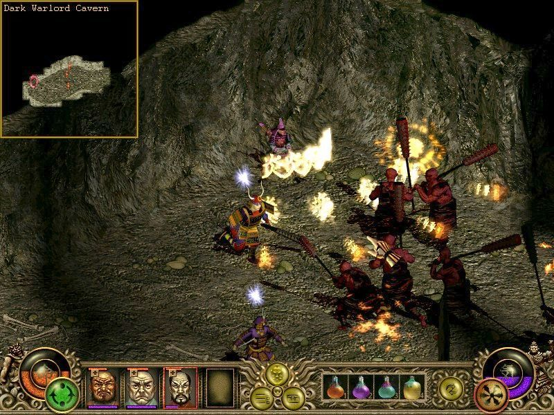 Throne Of Darkness Full Game